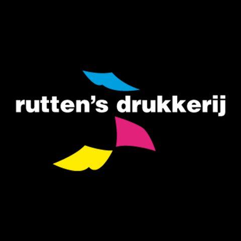 ruttens drukkerij logo